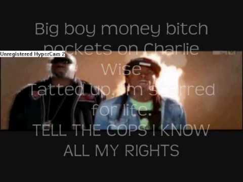 Lil Wayne's Inkredible verse with lyric