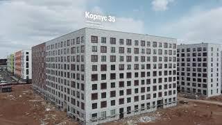 ЖК «Ильинские луга», Московская обл., Красногорск, март 2020