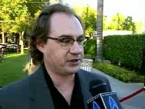 John Billingsley ed at Enterprise Premiere