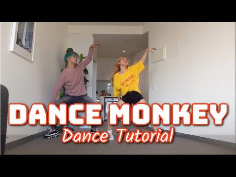 [MIRROR] DANCE MONKEY Dance Tutorial | #StepbyStepID