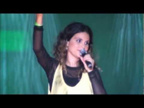 Aline Barros no Gospel Power Festival 2011