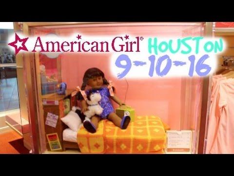 American Girl Store Houston (9/10/16)