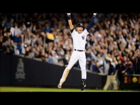 First Video Jeter Retirement of #2