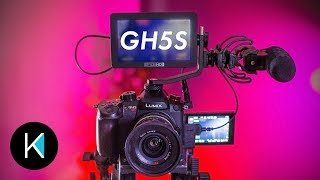 Why the GH5S is a FILMMAKERS DREAM!