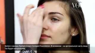 Красивый легкий летний макияж: видео от ведущего визажиста NARS