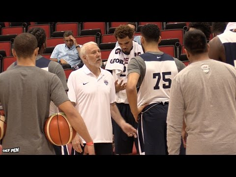 Team USA Select 2016 Practice & Scrimmage DAY 2 | Team USA Basketball July 2016