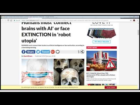 NEWS Singularity Now: The AI Timeline -- Top headlines 22318 -- AI Transhumanism Dystopia