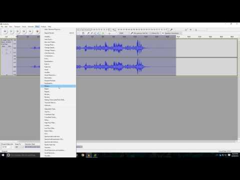 Audacity Wraith Ghost Voice Tutorial Dead By Daylight Horror Echo Voice Changer