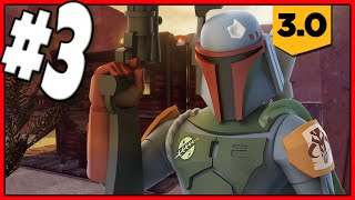 Disney Infinity 3.0 - TOY BOX Takeover Part 3 Boba Fett BOSS!
