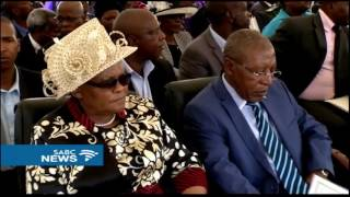 Lesotho Roman Catholic Church supporters celebrate 1st Cardinal