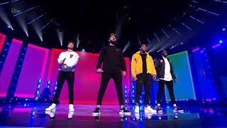 The X Factor UK 2017 Rak-Su Live Shows Full Clip S14E18