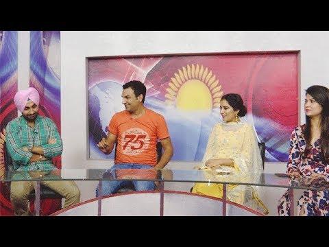 Exclusive Interview : Dangar Doctor Jelly | Ravinder Grewal | Sara Gurpal | Dainik Savera