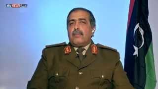 بصراحة مقابلة مع اللواء عبد الرازق الناظوري