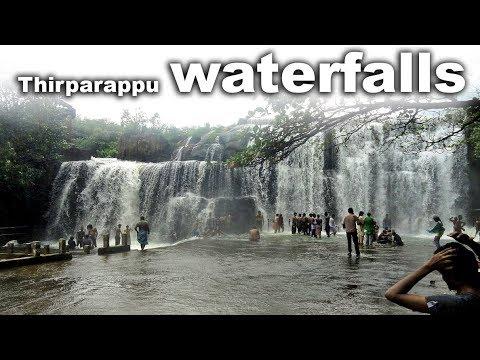 Thirparappu water falls | Kanyakumari |...