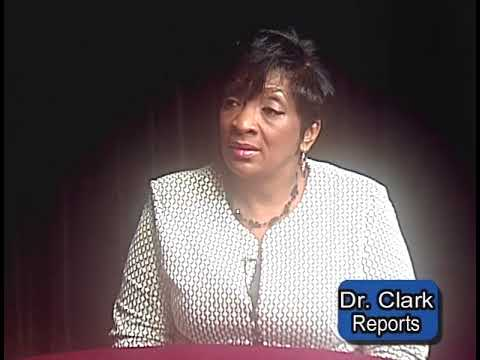 Dr. Clark Reports: Lisa Frazier Page/Public Information Officer, 22 Judicial D. A. Office