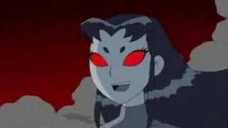 Smooth Criminal - Starfire vs Evil Starfire