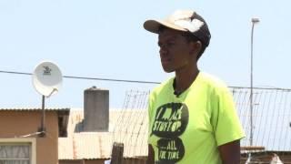 العنف ضد مثليات الجنس في جنوب افريقيا