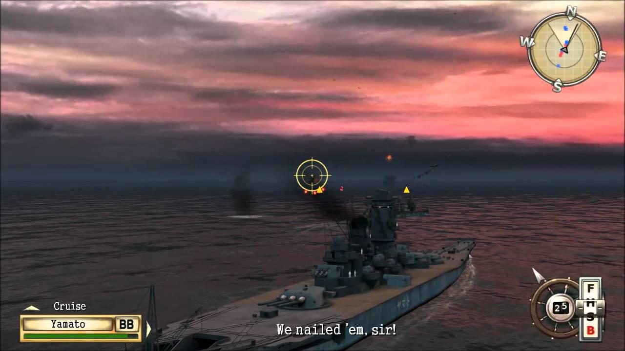 Battlestations Midway - Ship C...