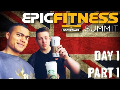 EPIC FITNESS SUMMIT Birmingham - Day 1 - Part 1