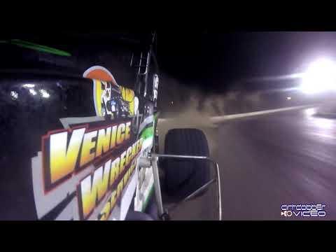 Billy Bridges Top Gun Sprint Go Pro Volusia Speedway Park 4/27/19