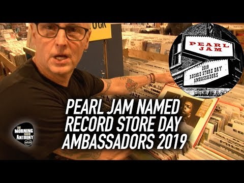 Pearl Jam Named Record Store Day Ambassadors 2019 Mp3