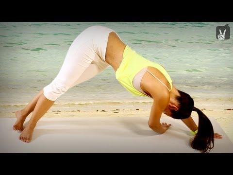 Pilates Beachbody Fortgeschrittene: Fit und sexy für den Strand!