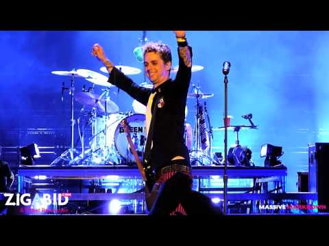 GREEN DAY!  LIVE EXCLUSIVE Iron Man, Sweet Child O' Mine, Baba O' Riley, & more - Green Day