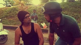 ඔන්න ඔහොමයි සත්යා ශූටිං කරන්නෙ...  Behind The Scenes Of Sathya Teledrama NuwanSrinath@OfficialVideo Thumbnail