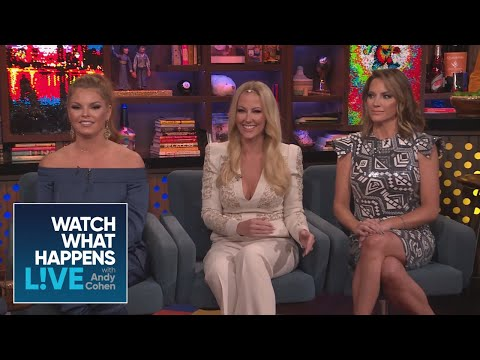 Cary Deuber Dishes On Dating Lance Armstrong After Sheryl Crow | RHOD | WWHL
