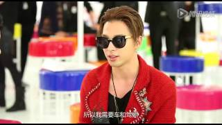 Gambar cover [150527] Taeyang x Chanel Cruise Show in Seoul (interview in English)