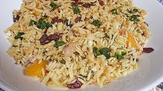 Spinach And Bacon Orzo Pasta Salad Cooking Instructions