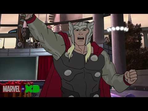Marvel's Avengers: Secret Wars Season 4, Ep  1 - Clip 1 - YouTube