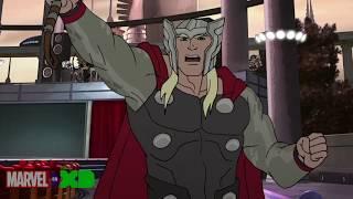 Marvel's Avengers: Secret Wars Season 4, Ep. 1 - Clip 1