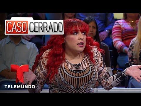 La Diva Del Porno 💃👌👈💦 | Caso Cerrado | Telemundo