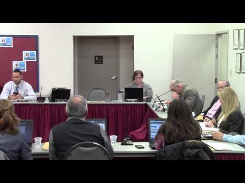 Shikellamy School Board Regular Meeting - Sunbury, PA 12/4/2014