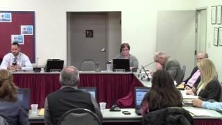 Shikellamy School Board Regular Meeting - Sunbury, PA 12/4/2014