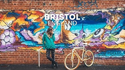an OUTSIDER'S GUIDE to BRISTOL