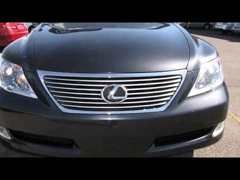2007 lexus ls 460 reliable auto sales las vegas nv 89104 youtube. Black Bedroom Furniture Sets. Home Design Ideas