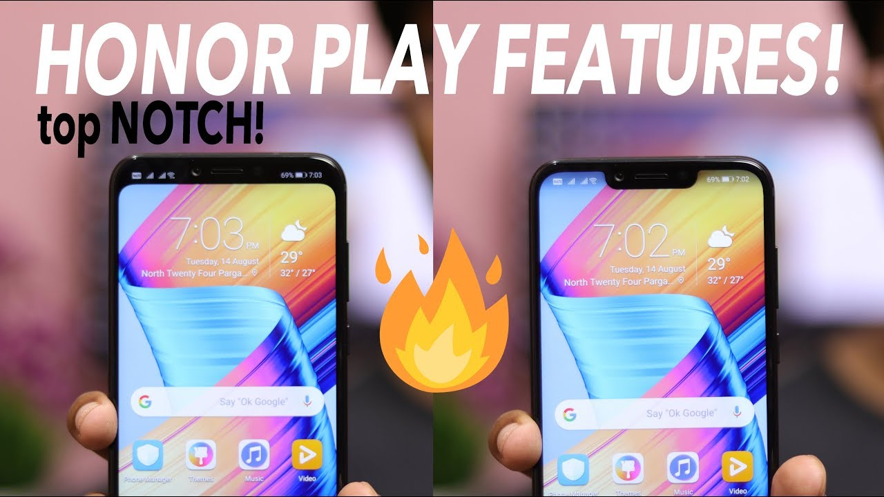 Honor Play UI Features Review | Tips & Tricks | EMUI Walkthrough