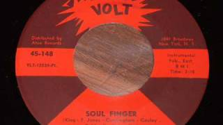 Bar-Kays - Soul Finger 45rpm