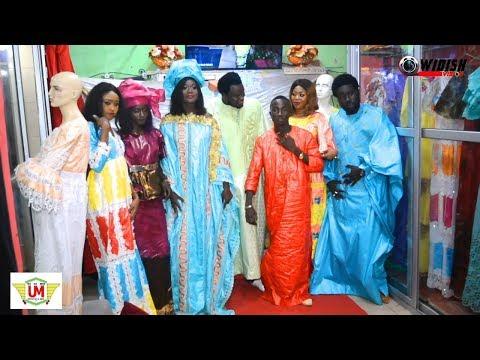 Tendance Mode Tabaski 2019 Avec Univers De La Mode Chez Baye Cheikh Création Sur Widish Vision