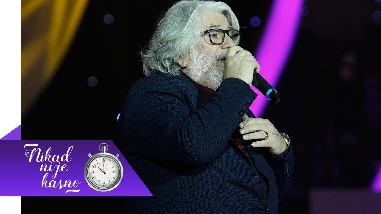 Velisa Matanovic Pavaroti - Odiseja - (live) - Nikad nije kasno - EM 15 - 30.12.2018