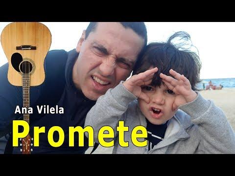 Vídeo- de VIOLÃO Promete da Ana Vilela