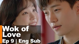 Lee Jun Ho is in Love With Jung Ryeo Won's Sunny Appearance~♥ [Wok of Love Ep 9]