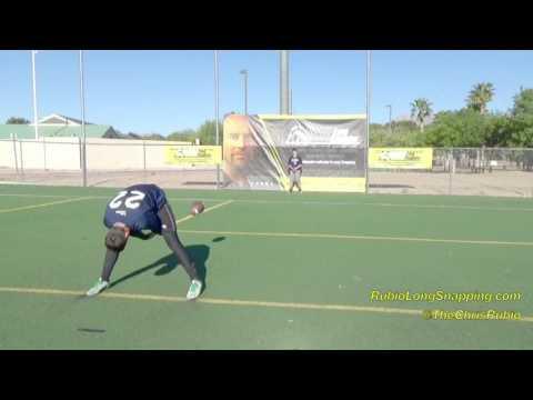 Rubio Long Snapping, Michael Munoz, VEGAS 30