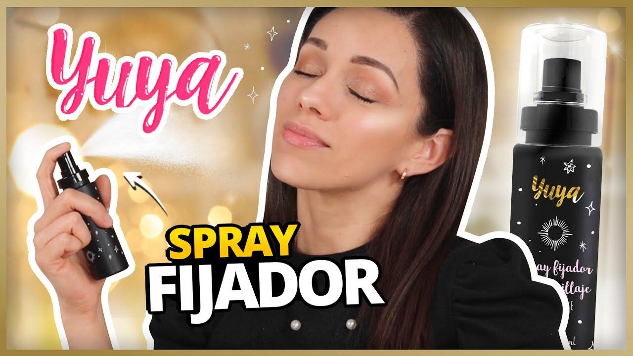 Download YUYA SPRAY FIJADOR: NO SE DE QUE ESTA HECHO PERO... OMG!!!!