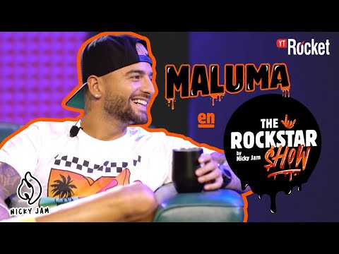 THE ROCKSTAR SHOW By Nicky Jam 🤟🏽 - Maluma | Capítulo 1