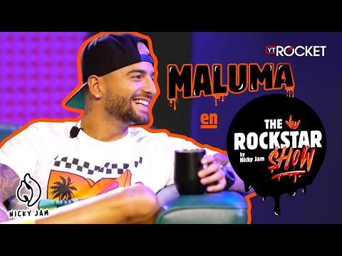 THE ROCKSTAR SHOW By Nicky Jam 🤟🏽 - Maluma | Capítulo 1