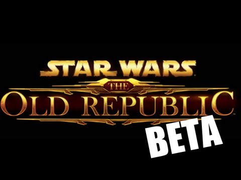 Star Wars The Old Republic Beta - Episode 1 - The Sith Warrior