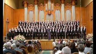 Христос воскресе / Christ is risen (Easter hymn, music by A. Kastalsky)